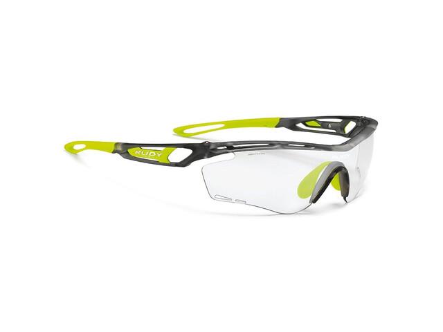 Rudy Project Tralyx Glasses Ice Graphite Matte/ImpactX Photochromic 2 Laser Black